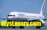 Executive Jet Airliners