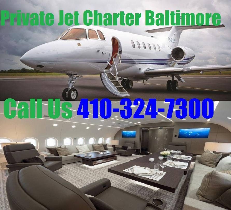 Rental Companies Near Me: Private Jet Charter Flight Baltimore Plane Rental Company