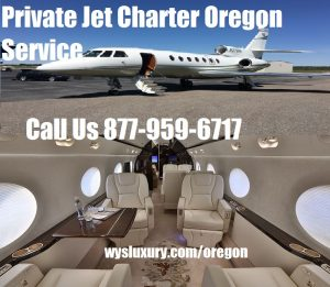 Find A Private Jet Charter Flight From Or To OregonPrivate Jet Air Charter Fl