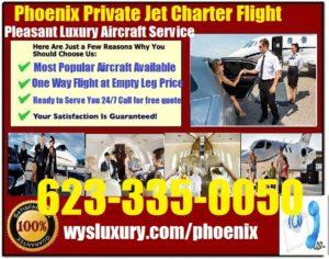Datos de Phoenix Jet Service