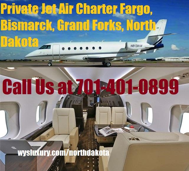 Rental Companies Near Me: Private Jet Air Charter Flight Fargo, ND Plane Rental