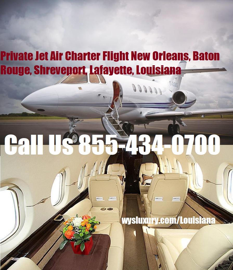 Rental Companies Near Me: Private Jet Air Charter Flight Shreveport, Bossier City