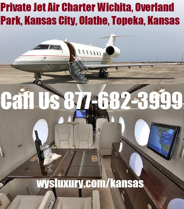 Rental Companies Near Me: Jet Air Charter Wichita, Overland Park, Kansas City